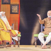 Marshall-and-Sadhguru